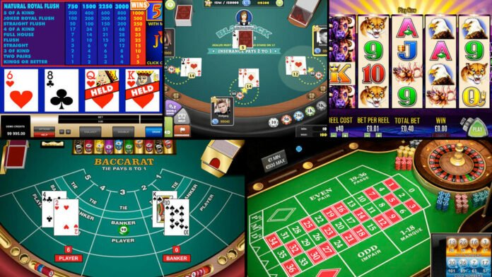 Online Casino Mistakes That May Cost You $1m Over The Next Five Years